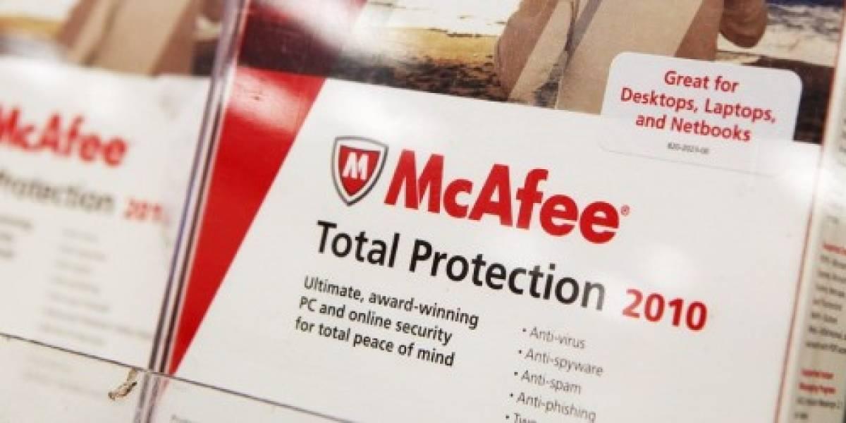 McAfee advierte el peligro de las descargas gratuitas de contenido, sumando un listado de las 10 películas y series más buscadas