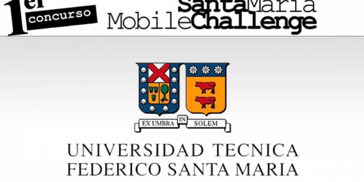 Chile: Santa María Mobile Challenge, creando aplicaciones para BlackBerry