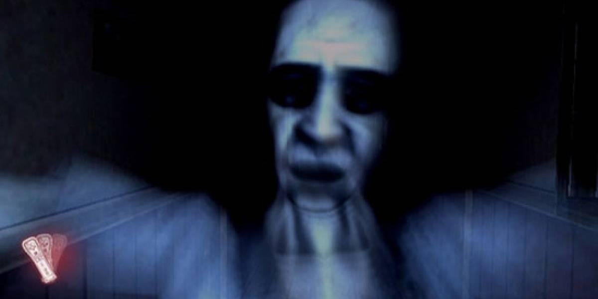 Konami anuncia nuevo juego de terror para la Wii