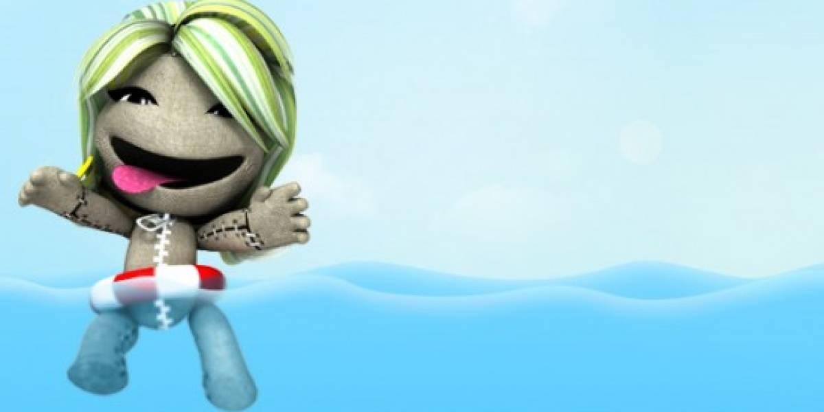 Sony se hace de los creadores de LittleBigPlanet