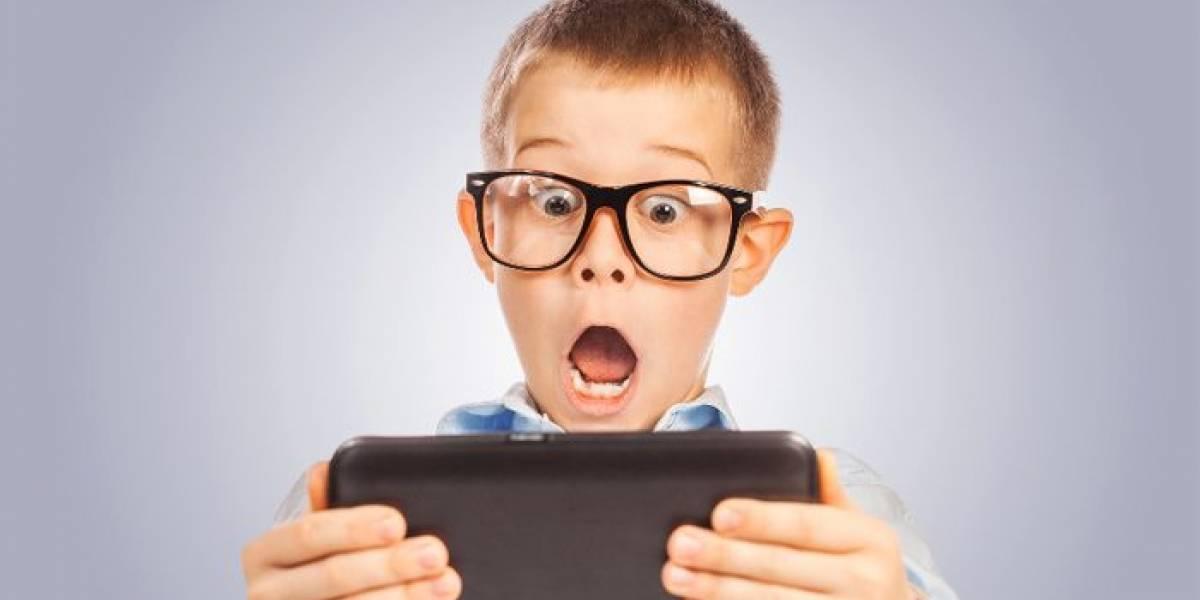 Estudio afirma que demasiado Facebook provoca autismo virtual en los niños