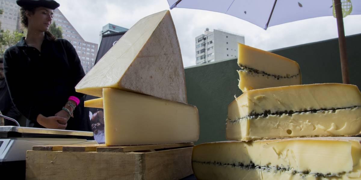 México y UE mantienen disputa comercial por 'cinco quesos'