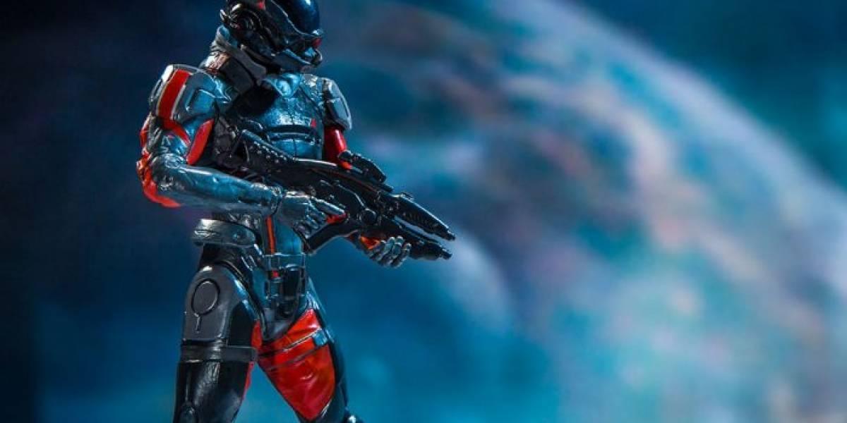 Tal vez esto sea lo último que veamos de Mass Effect: Andromeda