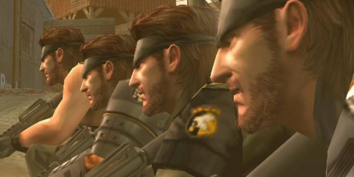 Peace Walker es un juego categoria MGS5