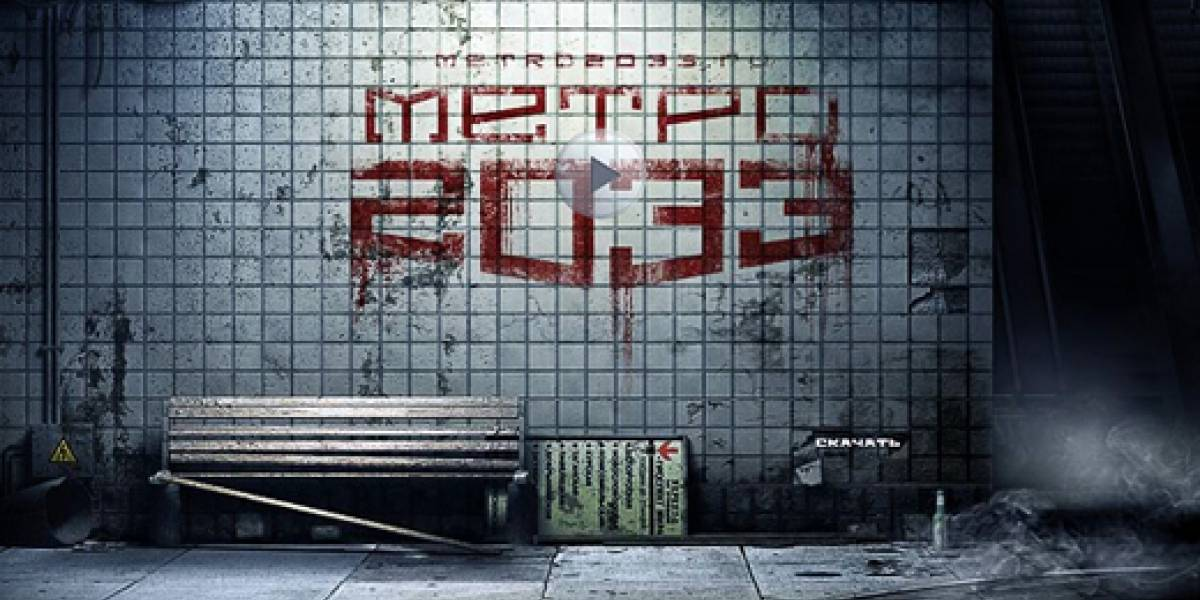 Metro 2033 no sale en PS3 solo por decisión financiera