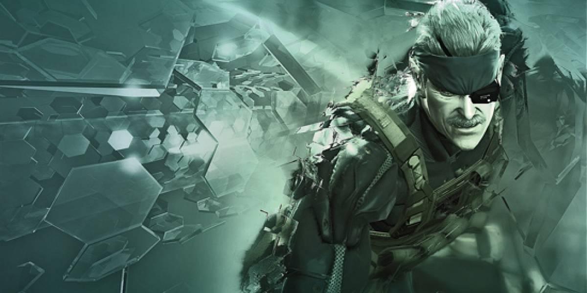 Konami dará anuncios relacionados a Metal Gear durante esta semana