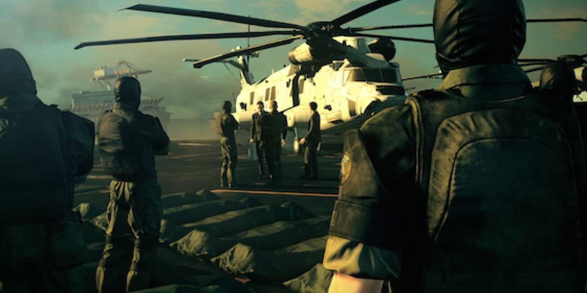 Metal Gear Survive, dejando atrás el espionaje