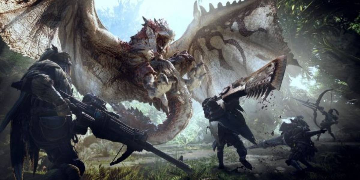 Monster Hunter World llegará a PC a finales de este año