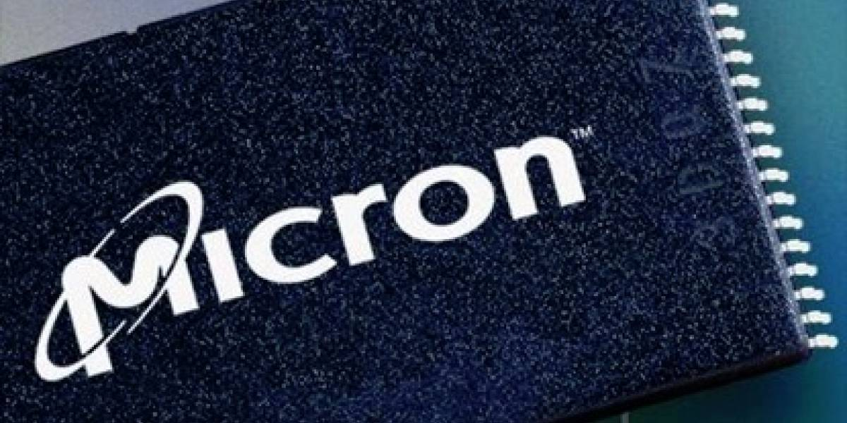 Micron lanza sus chips de memoria DDR3 de 8 Gigabits