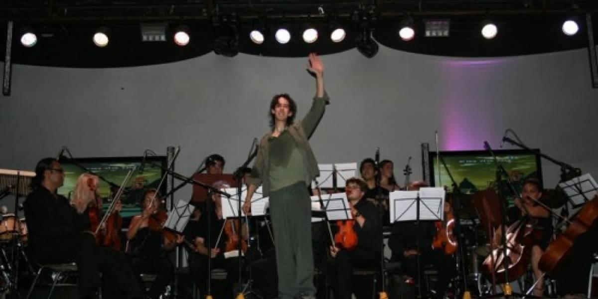 Miguel Almaguer: Director musical de Arcade [NB Interviú]