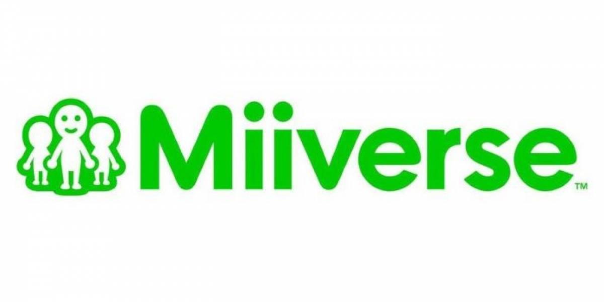 Miiverse cerrará sus puertas en noviembre
