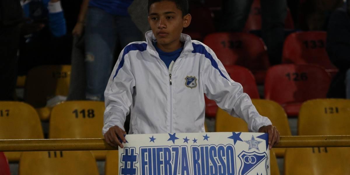 Miguel Ángel Russo está cada vez más cerca de dirigir a Millonarios