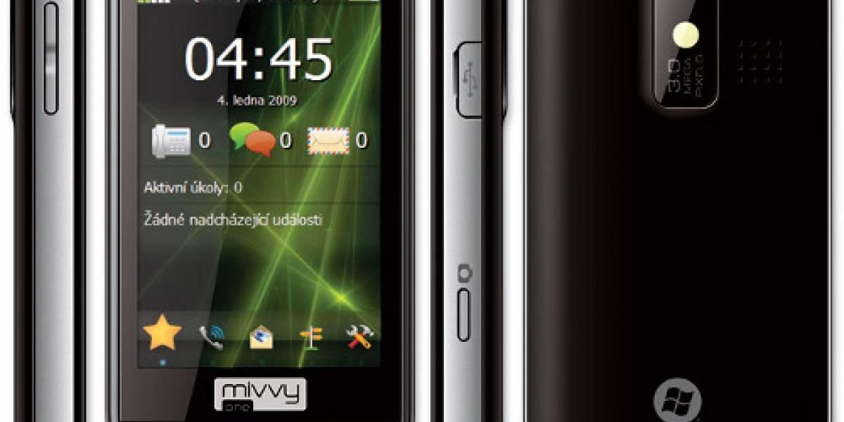 Mivvy One: Un smartphone que quiere competir con los grandes