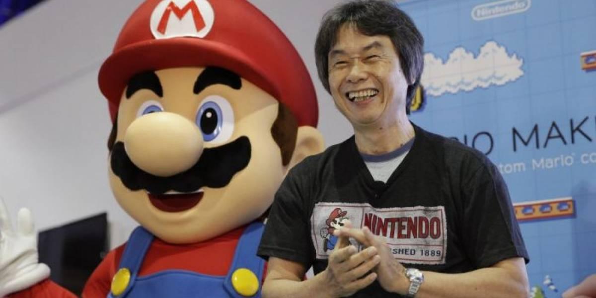 A Shigeru Miyamoto no le interesa hacer remakes de sus juegos