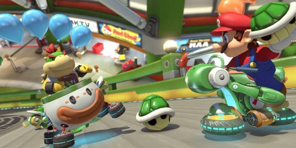 Mario Kart 8 Deluxe recibe tráiler con elogios de la prensa