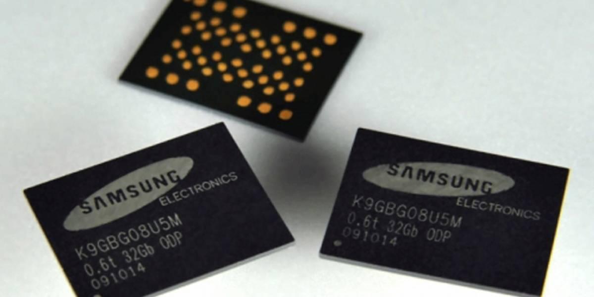 Se esperan mejores ventas de memorias flash NAND gracias a USB 3.0