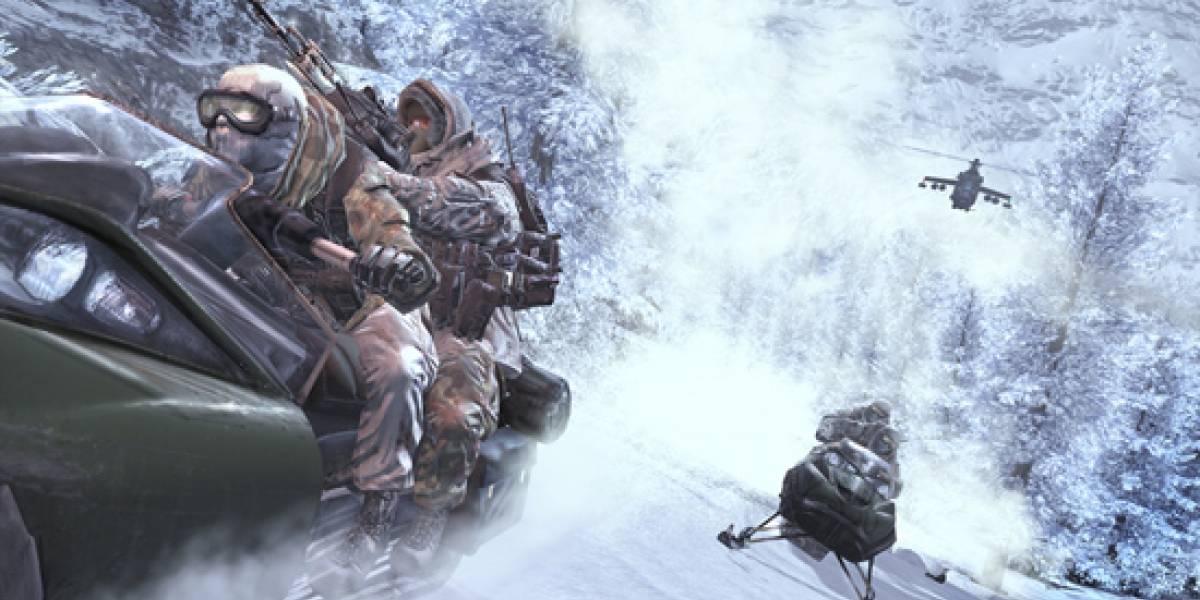 El multijugador de Modern Warfare 2 no requerirá cuota adicional