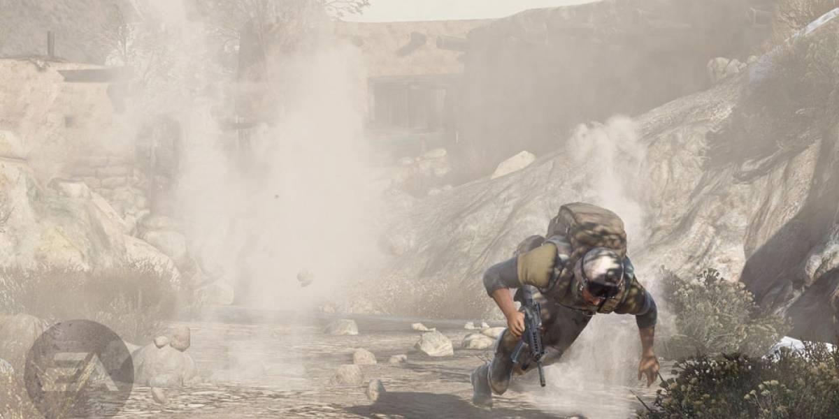 Medal of Honor SI tendrá demo, confirmado por EA