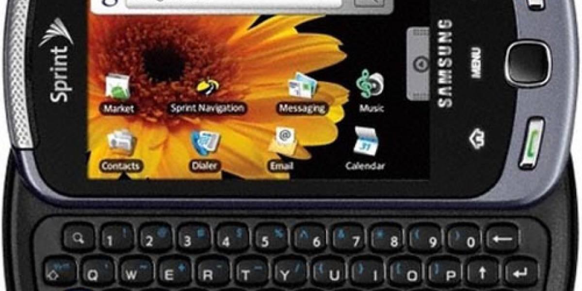 Samsung Moment: El InstictQ pero con otro nombre