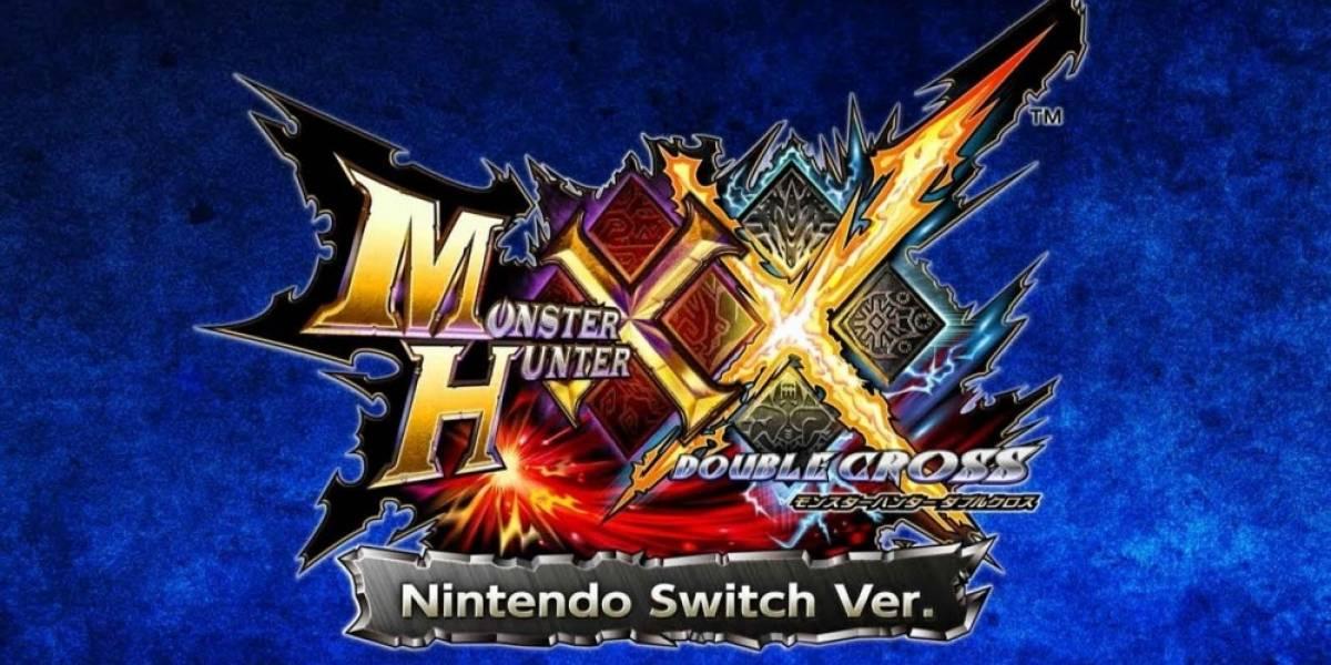 Conozcan los detalles de Monster Hunter XX para Nintendo Switch