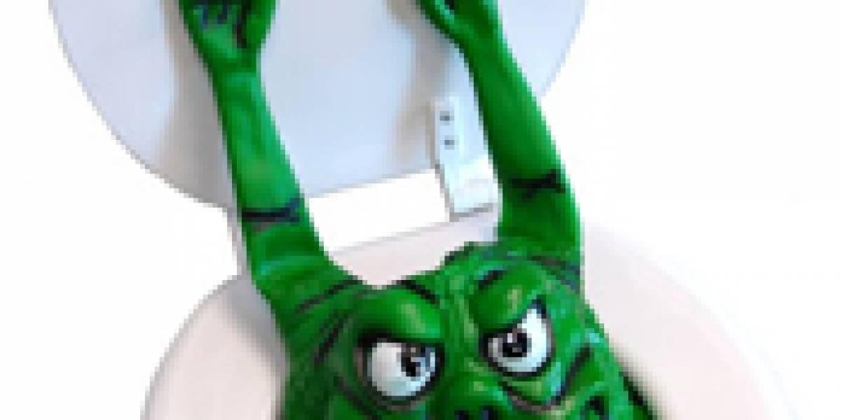 Impresentable: Monstruo para el WC