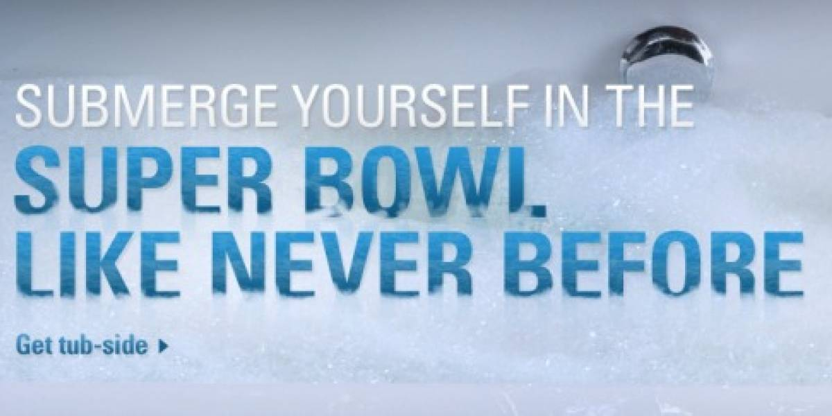 Motorola calienta los motores para el Super Bowl