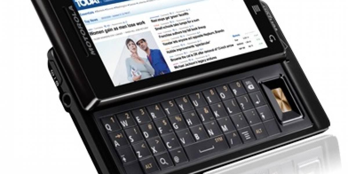 Verizon revela el Droid de Motorola