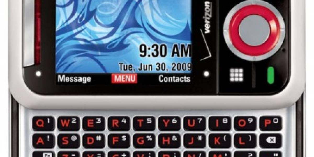Motorola Rival A455 ahora disponible en Telus