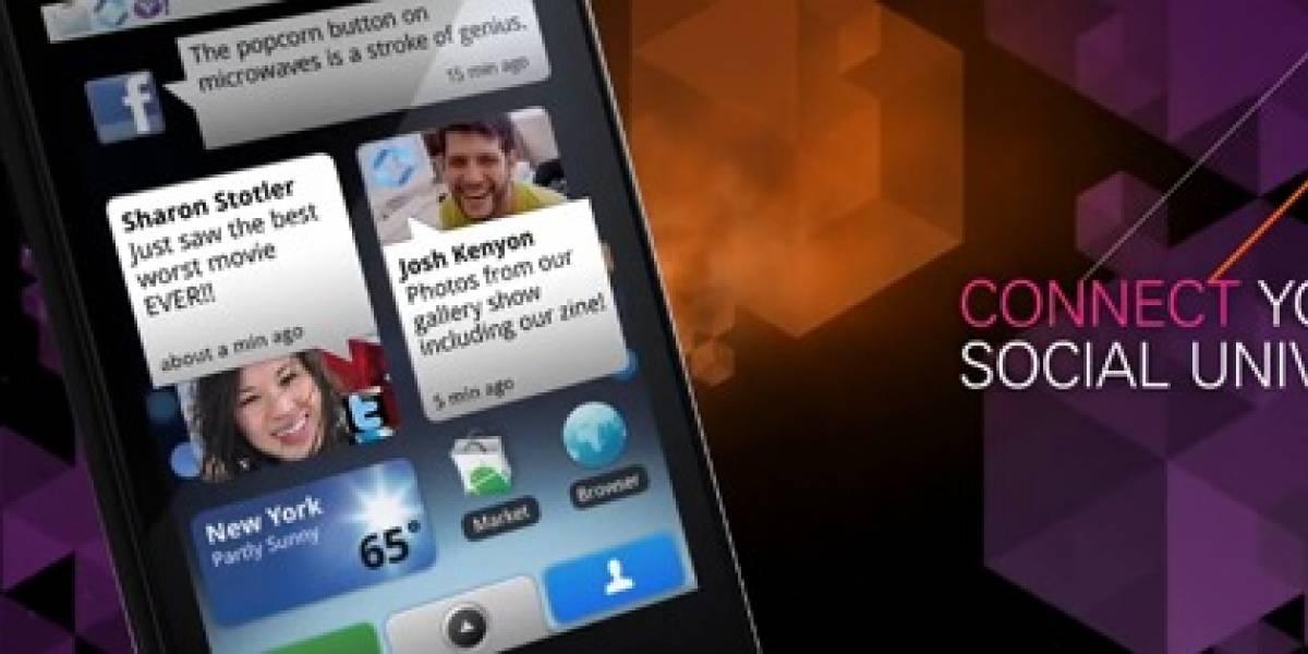 Video publicitario del Motorola DEXT
