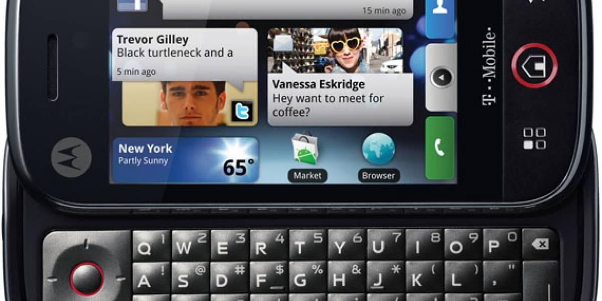 Motorola DEXT presentado oficialmente en España por Movistar