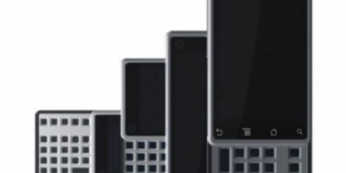 El Motorola MOTOSPLIT y sus teclas dinámicas