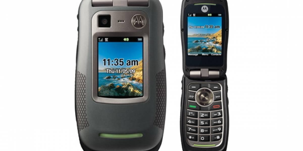 Motorola Quantico: Un móvil militar