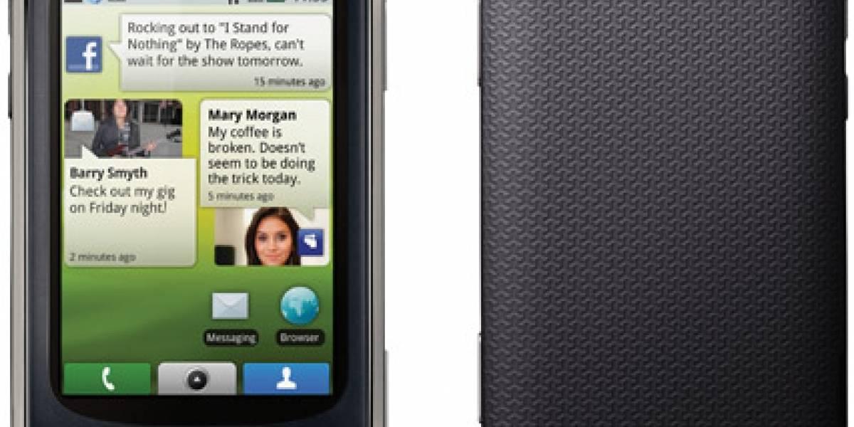 MWC10: Motorola Cliq XT/Quench, el octavo Android de la familia