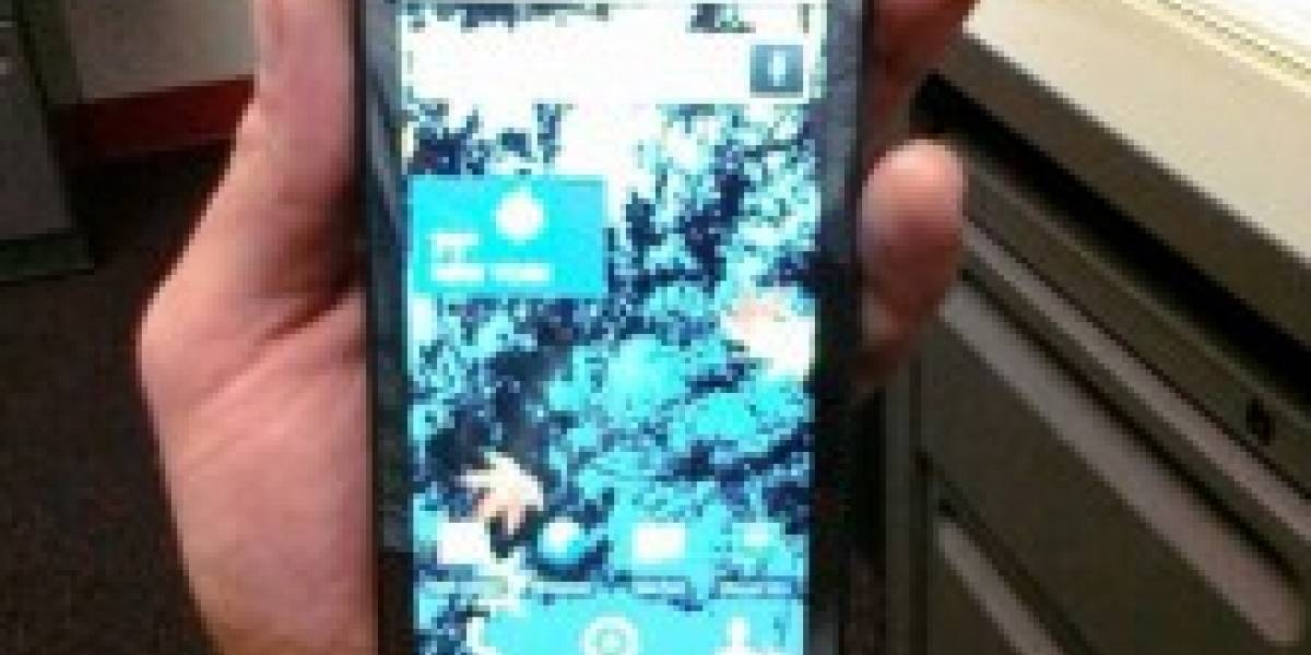 Motorola Shadow fue encontrado en un gimnasio