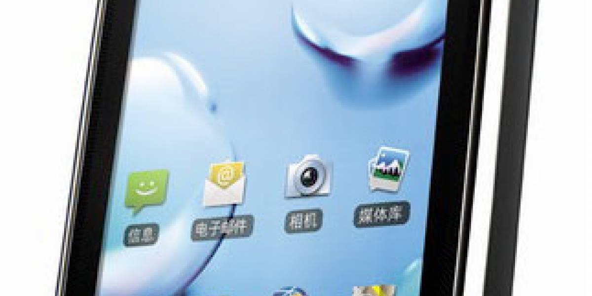Motorola Titanium, con Android 2.0 para Corea