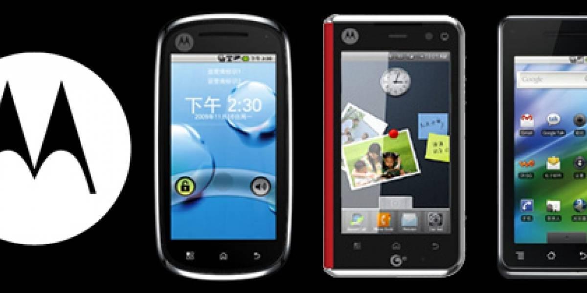 Futurología: Dos nuevos teléfonos Motorola Android serán anunciados durante el CES