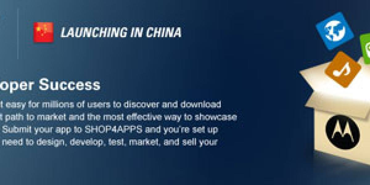 Shop4Apps ha sido anunciada en China