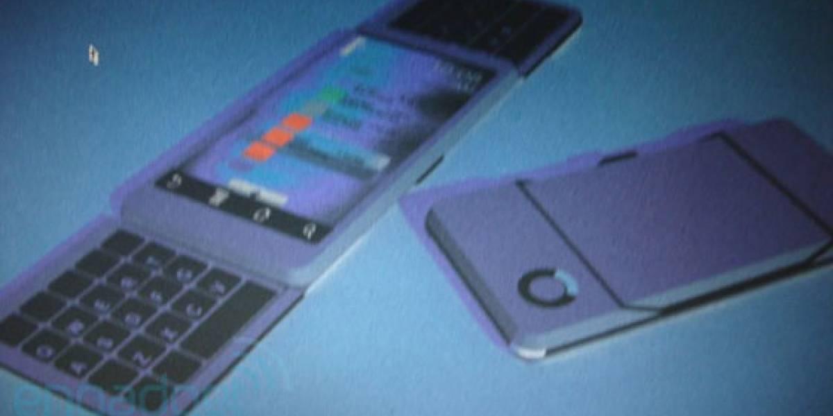 Futurología: El Motorola MOTOSPLIT ha sido capturado