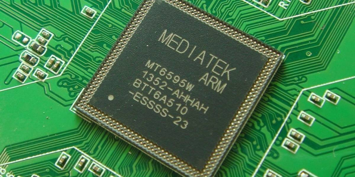 MediaTek anuncia su SoC MT6595 Octa Core