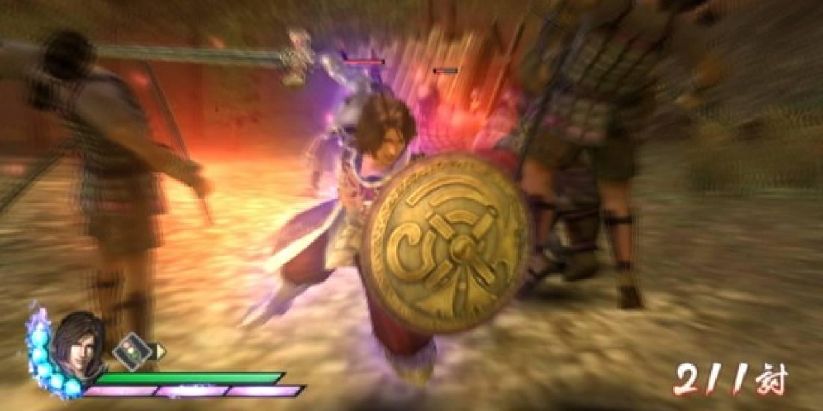 Samurai Warriors 3 será exclusivo de Wii