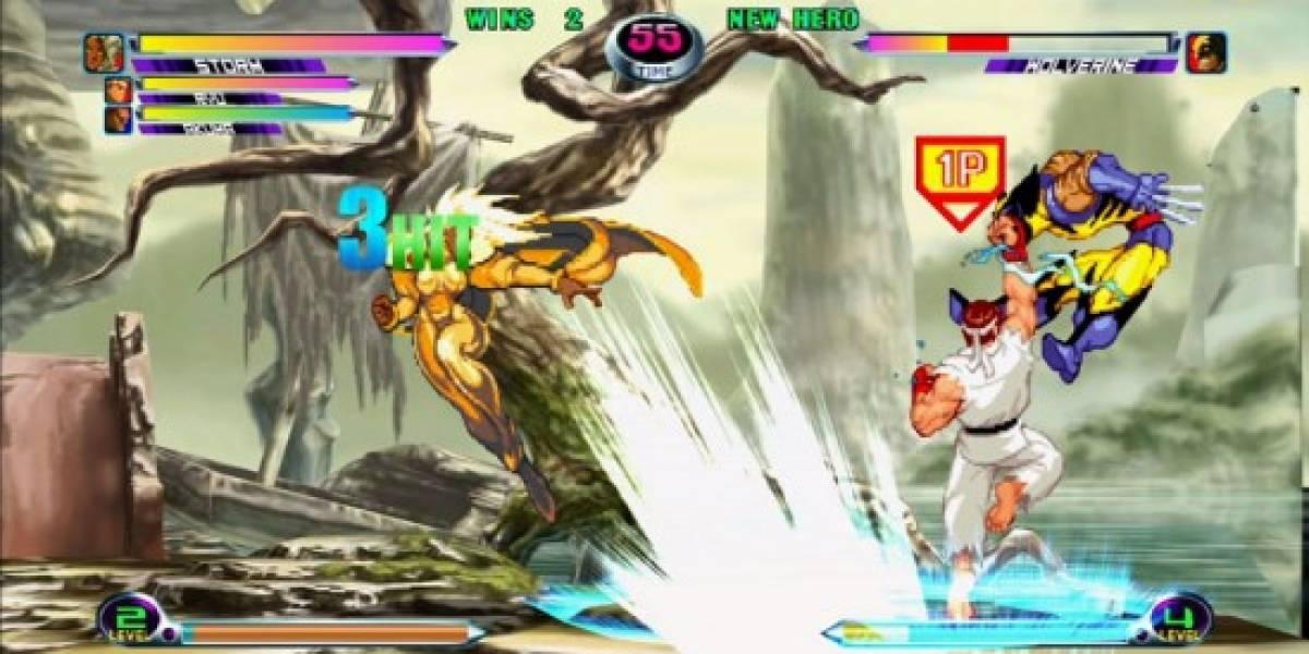 Marvel Vs Capcom 2 para finales de este mes en XBLA