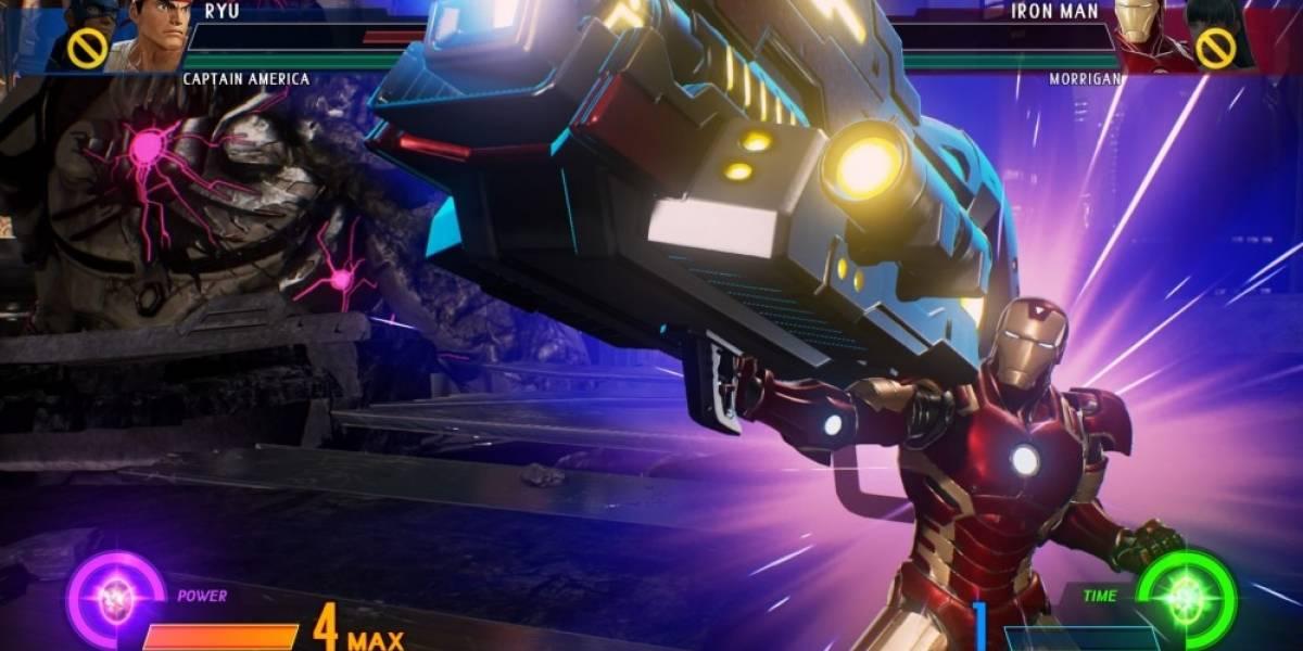 Vean el segundo tráiler con jugabilidad de Marvel Vs. Capcom: Infinite
