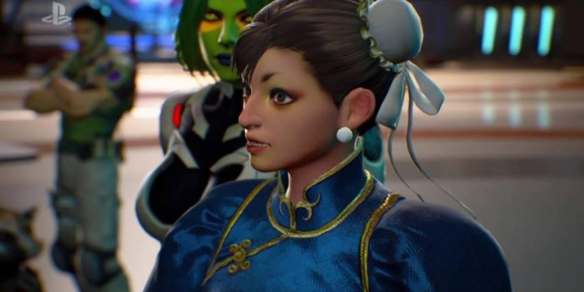 Capcom mejorará el rostro de Chun-Li en Marvel vs. Capcom: Infinite