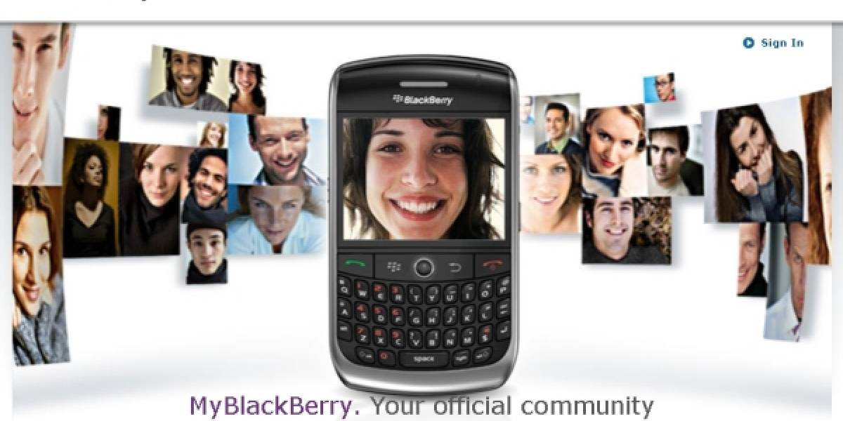 MyBlackberry: La comunidad de BlackBerry