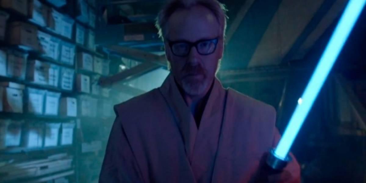 MythBusters hará otro episodio especial sobre Star Wars