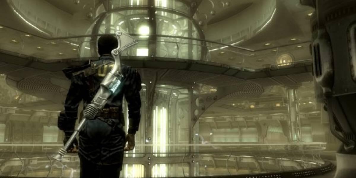 Detalles e imágenes de Mothership Zeta para Fallout 3