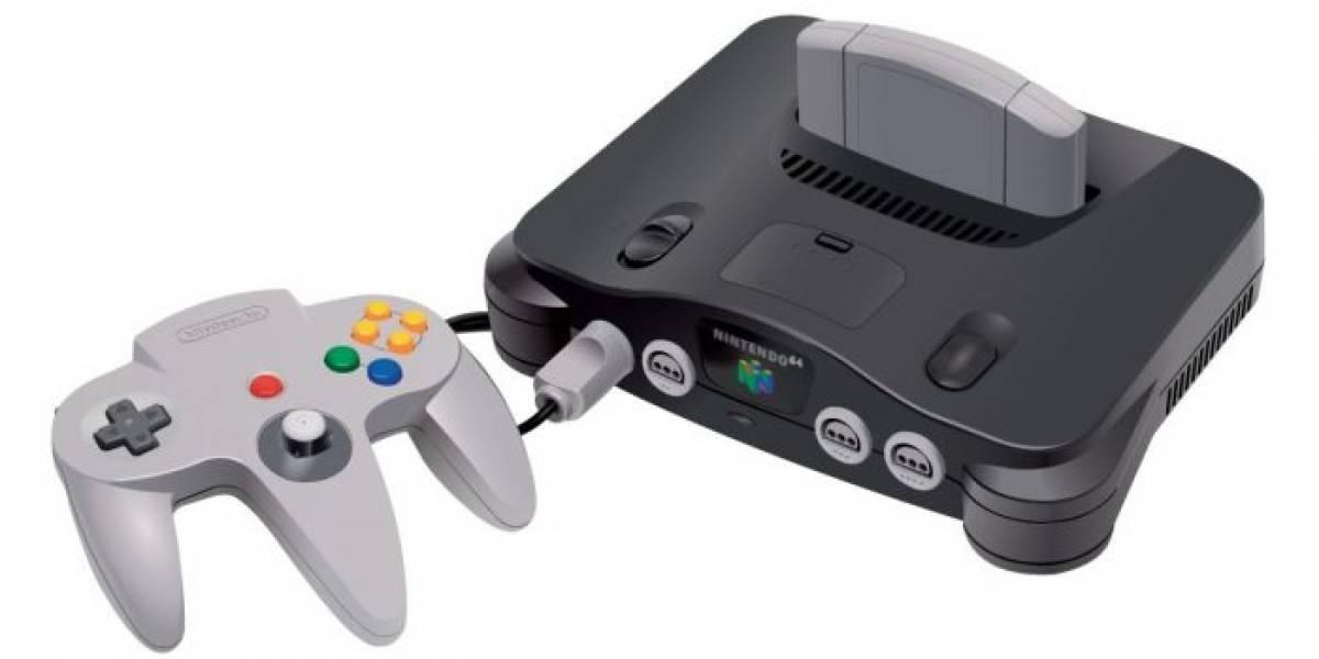 Nintendo estaría preparando la N64 Classic Mini