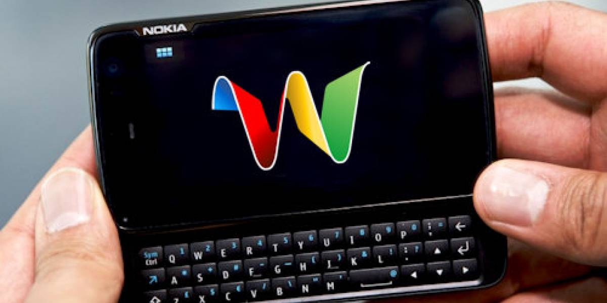 Nokia N900 corriendo Google Wave