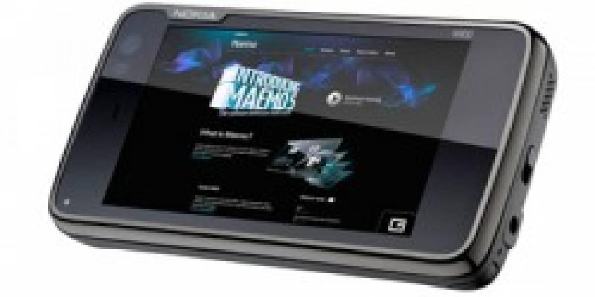 Nokia inicia envíos del N900