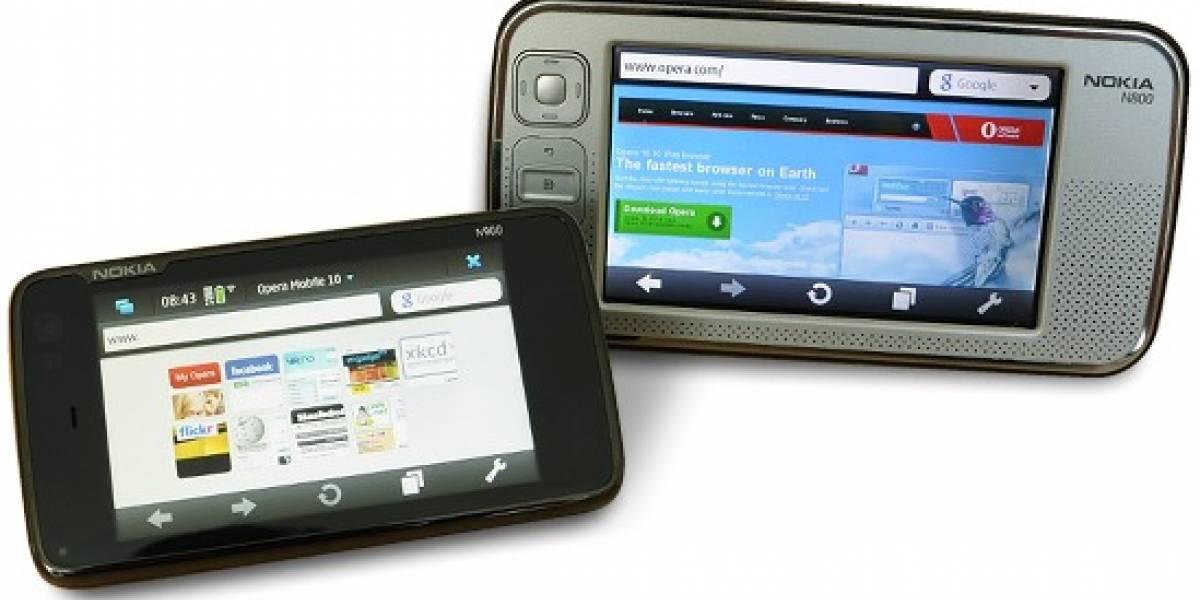 Opera Mobile 10 disponible para Maemo